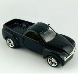 Boley 2000 Chevrolet SSR Black 1:32 Scale Diecast Corp. Truck Toy Model No Box