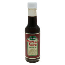 3er Pack Exzellent Worcester Sauce Dresdner Art (3 x 140 ml), Worcestersauce