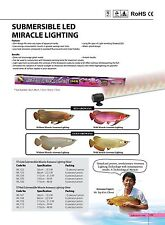 AQUAZONIC ST RED AROWANA (SUBMERSIBLE) MIRACLE LIGHT (173 CM) 48 W