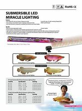 AQUAZONIC ST RED AROWANA (SUBMERSIBLE) MIRACLE LIGHT (173 CM) 48 W