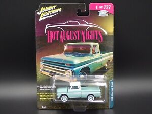 1965 Chevrolet Camion Johnny Lightning 2017 Chaud August Nuits Exclusif 1 De 777