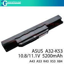 NEW Laptop Battery For ASUS X53E X53Q X53S X53Sa X53Sc X54C A32-K53 A41-K53
