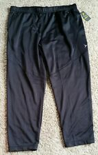 NWT Old Navy Active Go-Dry Running Pants size XXL 2XL - black jack