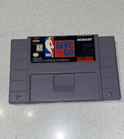 NBA Give 'N Go for the Super Nintendo Entertainment System SNES *Tested*