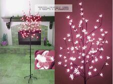 TEKTRUM 6.5' TALL/108 PINK LED CHERRY BLOSSOM TREE-XMAS