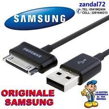CAVO DATI USB SAMSUNG ORIGINALE GALAXY TAB 2 7 10.1 P3110 P5100 P7100 ECC1DP0UBE