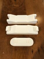 DIY Fingerboard Mold 3D Printed 40mm Wide With Fingerboard 32mm Wide Shaper