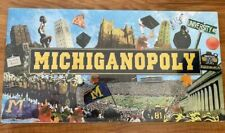 Michiganopoly University of Michigan Collector's Monopoly Board Game NEW/SEALED