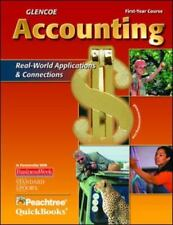 Guerrieri Hs Acctg: Accounting : Real-World Applications and Connections by...