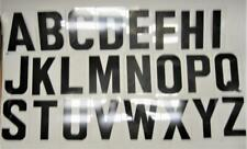 6 Gemini Acrylic Letters For Display Board 24 Letters Lot4