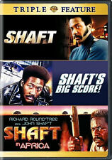 SHAFT & SHAFT'S BIG SCORE & SHAFT IN AFRICA (2PC) - DVD - Region 1