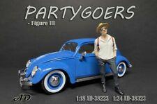PARTYGOERS FIGURE III AMERICAN DIORAMA 38323 1/24 scale Accessory