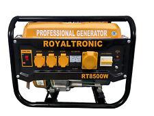 Royaltronic Benzin Stromgenerator Stromerzeuger Stromaggregat Generator Aggregat