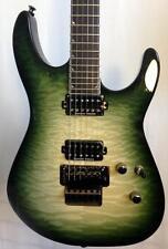 Jackson Pro Soloist SL2Q MAH Alien Burst Electric Guitar