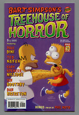 BART SIMPSON'S TREEHOUSE OF HORROR #9 NM- 9.2