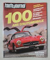 L AUTO JOURNAL - BIMENSUEL N° 11 - 15 JUIN 1984 *