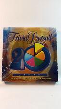 TRIVIAL PURSUIT - 20 Jahre EDITION -  PARKER - Zum Jubiläum des Spieleklassikers