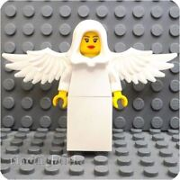 M796 Lego Female Angel Bible God Christmas Custom Minifigure NEW