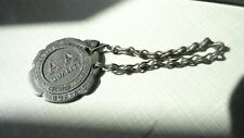Vintage The American Agricultural Chemical Co AA Quality Buffalo NY Key Chain