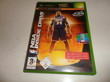 XBox  NBA Inside Drive 2004