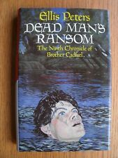 Ellis Peters Dead Man's Ransom 1st ed UK HC