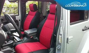 Suzuki Samurai Coverking Neosupreme Custom Fit Front Seat Covers