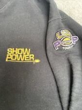 U2 Popmart Tour Crew Sweater Large