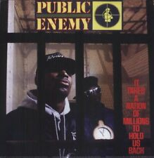 LP PUBLIC ENEMY It Takes A Nation Of Millions To Hold Us Back VINYL HIP HOP