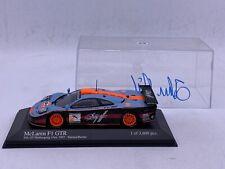 Minichamps - 1:43 - Mclaren F1 GTR - 4hrs Nürburgring 1997 - Nielsen / Bscher