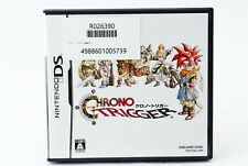Chrono Trigger Game Nintendo DS Used game Japan Import 91