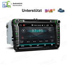 """8"""" Autoradio Android 6.0 FÜR VW GOLF V VI  PASSAT B6 B7 GPS Navigation DVD DVR"""