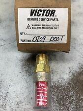 Victor 0709 0001 Acetylene Pressure Indicator Gauge 72 14 Npt