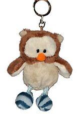 35902 NICI Bean Bag Schlüsselanhänger Eule