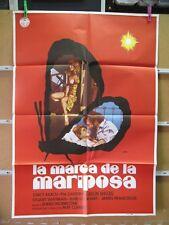 173       LA MARCA DE LA MARIPOSA PIA ZADORA ORSON WELLES