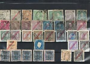 Cape Verde | 40+ kick-start collection | 1893-1946 | Mostly Used