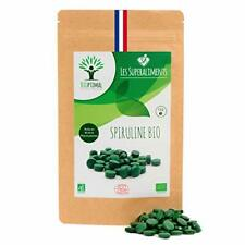 Spiruline bio  150 comprimés Complément alimentaire Superaliment  Energie