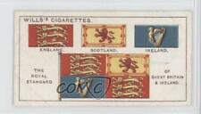 1922 Wills Do You Know Tobacco Base #37 What the Royal Standard Is? Card 1x2
