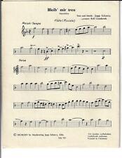 Noten Blasmusik * Die Entelein vom Titicaca-See * Bleib mir treu * Jupp Schmitz