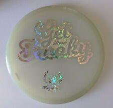 Discraft Get Freaky Glo Zone Brodie Smith Rainbow Money Stamp CryZtal Flx Glow