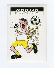 figurina CALCIO FLASH 1988 SCUDETTO PARMA