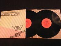 Aerosmith - Live! Bootleg - 1978 Vinyl 12'' Lp.x 2/ VG+/ Prog Hard Rock