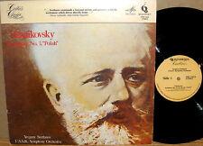 QUINTESSENCE (Melodiya) Tchaikovsky SVETLANOV Symphony #3 (Polish) PMC-7164