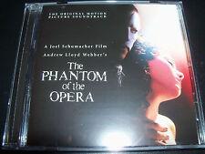 Phantom Of The Opera Original Movie Film Soundtrack CD - Like New