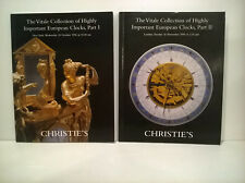 THE VITALE COLLECTION OF HIGHLY IMPORTANT EUROPEAN CLOCKS, PART I/II-CHRISTIE'S