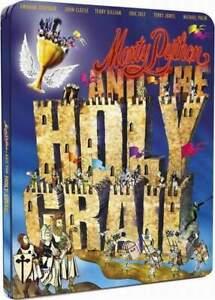"""Monty Python """"RITTER DER KOKOSNUSS"""" - ltd BLU RAY STEELBOOK deutsch - neu /OVP"""