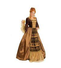 Kleid Barock Klassik Damen Rokoko Kostüm Renaissance Gräfin Karneval Fasching
