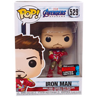 Funko Pop Iron Man 2019 NYCC Shared Sticker Marvel New York ComicCon 529