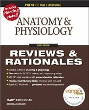Prentice Hall Nursing Reviews & Rationales: Anatomy & Physiology, Carranti, Barb