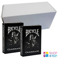 12 DECKS BICYCLE GUARDIANS BY THEORY 11 PLAYING CARDS BOX CASE USPCC USA NEW