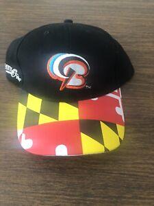 Bowie Baysox Maryland Flag Hat Cap ~SGA